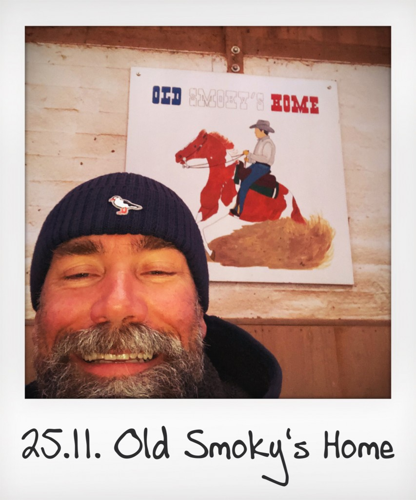 old smoky
