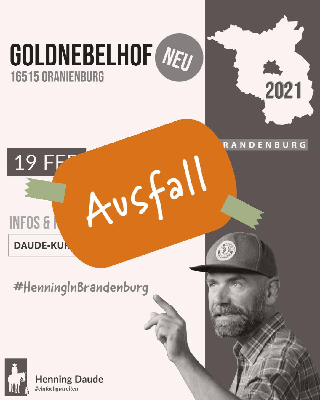 ausfall Goldnebelhof